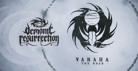 Demonic Resurrection - Varaha - The Boar (Official Play-Through & Lyric Video)
