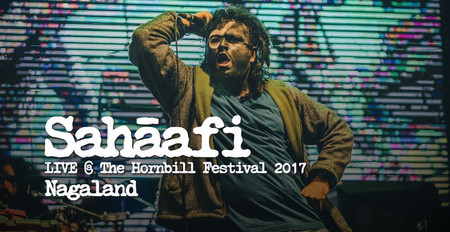 Daira - Sahaafi Live at Hornbill Festival 2017   Nagaland  