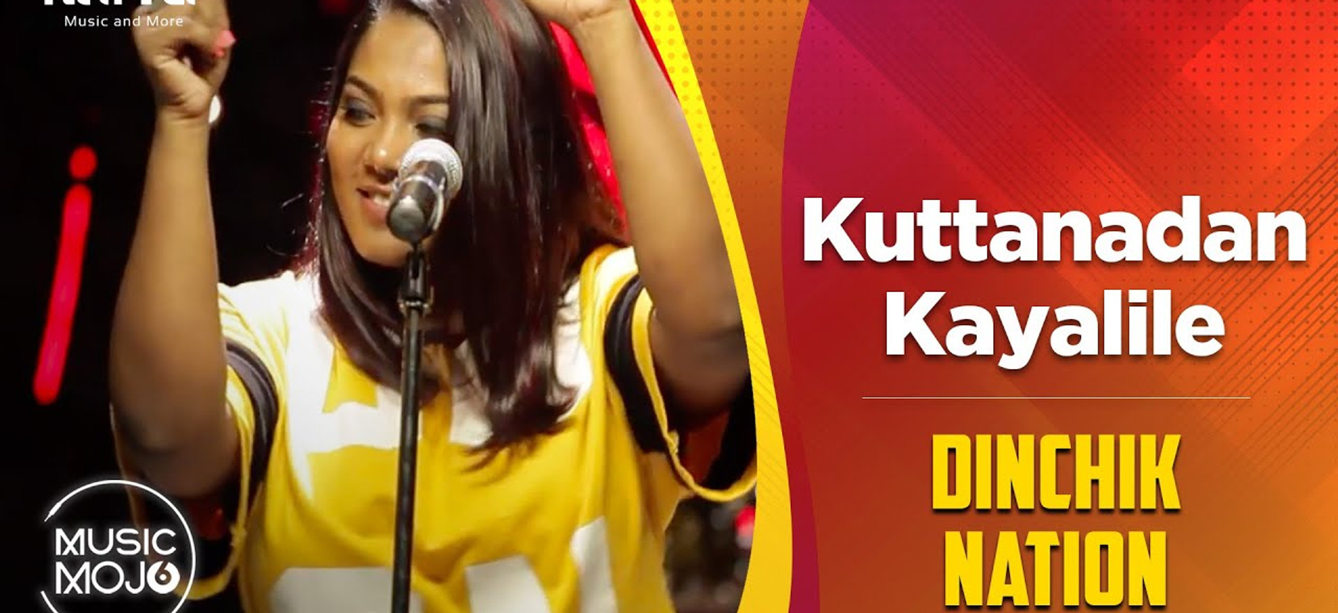 Kuttanadan Kayalile - Dinchik Nation - Music Mojo Season 6 - Kappa TV