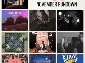 November Rundown
