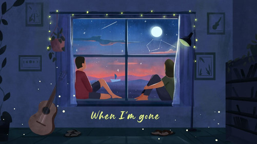When I'm gone / Vian Fernandes ft. Rahel Dutt