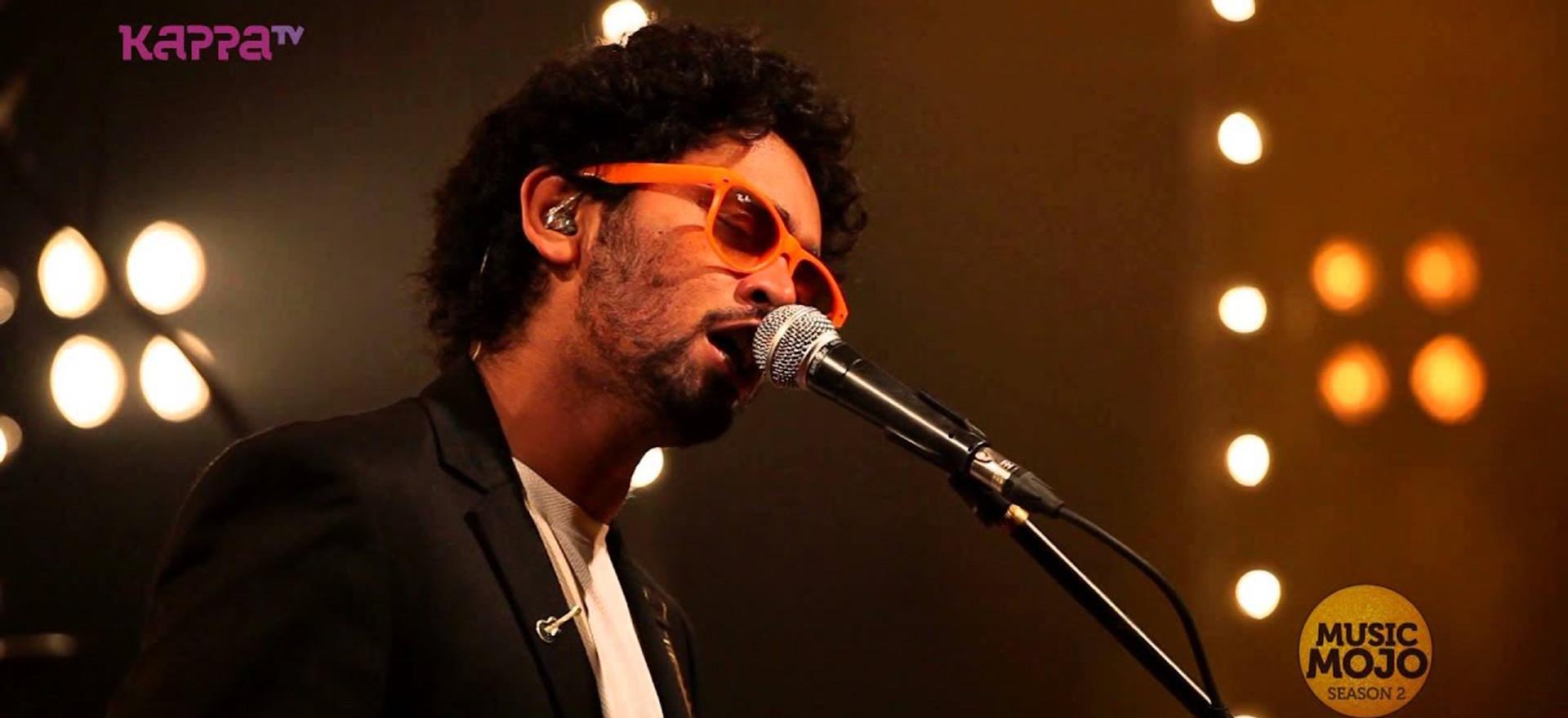 Shaking My Ground - Mad Orange Fireworks - Music Mojo Season 2 - Kappa TV
