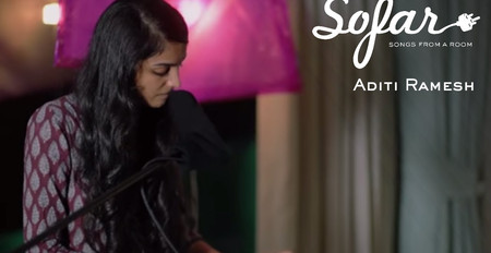 Aditi Ramesh - Stuff On Our Minds | Sofar Bombay