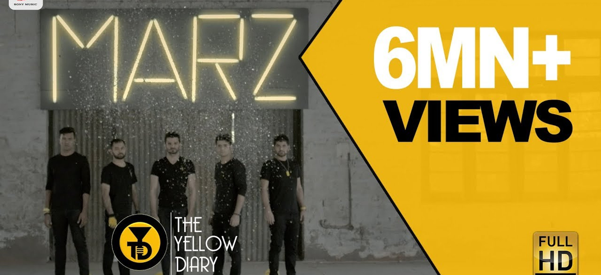Marz - Official Video   The Yellow Diary