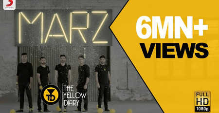 Marz - Official Video | The Yellow Diary