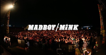 MADBOY MINK LIVE