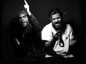 Producer Wovensound and rapper Ihasamic! drop genre-bending anthem 'End Simulation'