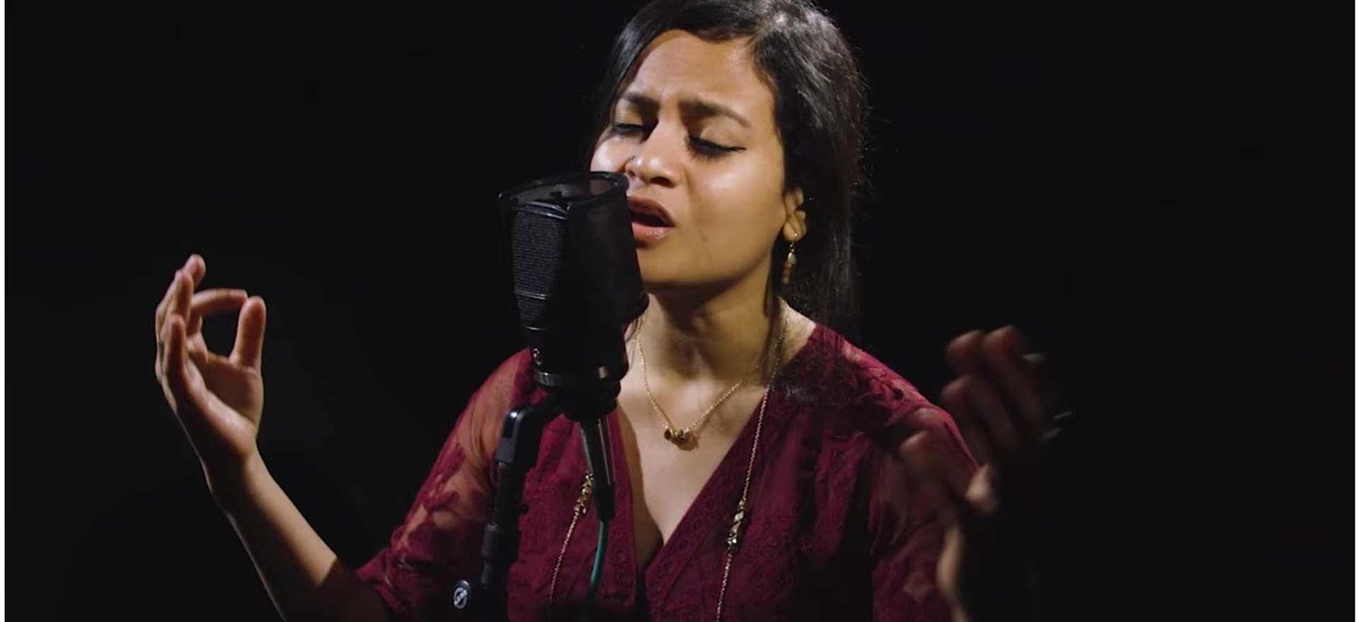 Berklee Indian Ensemble Featuring Shadow and Light - Dua