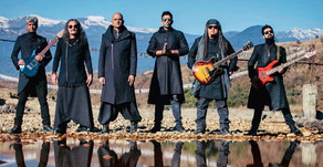 Parikrama reinterprets their perennial hit Vapourize