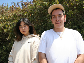 Asian-American hip-hop artist Blahza collaborates with newcomer Seira on his latest single 'GPS'