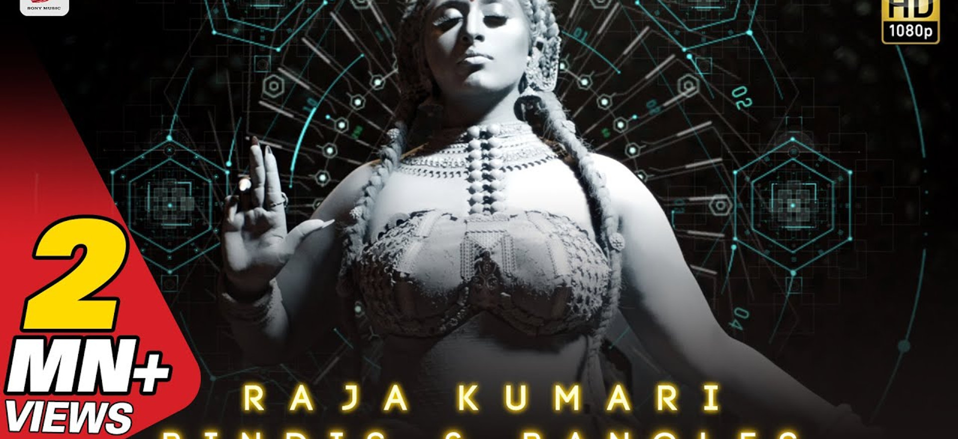 Raja Kumari - Bindis and Bangles (Official Music Video)