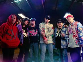 Def Jam Recordings brings the best of the Filipino hip-hop community in all-star REKOGNIZE EP SERIES