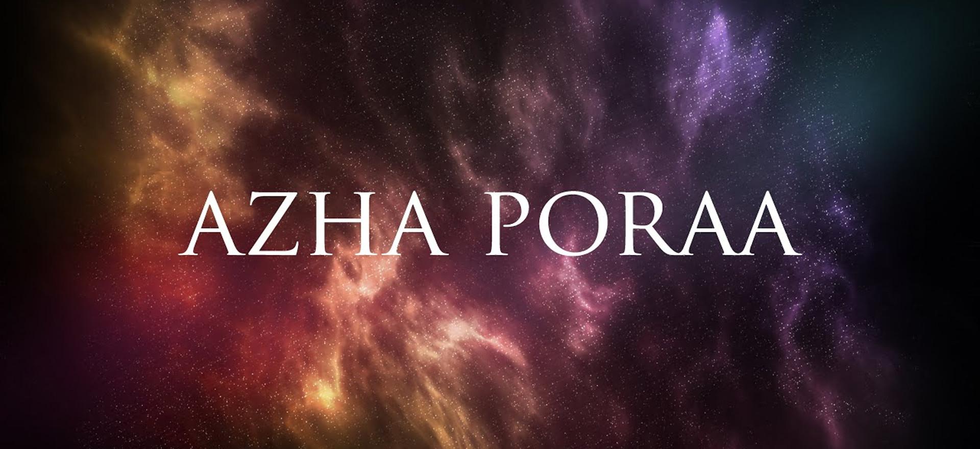 Funktuation - Azha Poraa (Official Lyric Video)