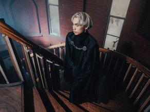 Max Dylan makes a statement with new look and single '+LEGENDARY+'