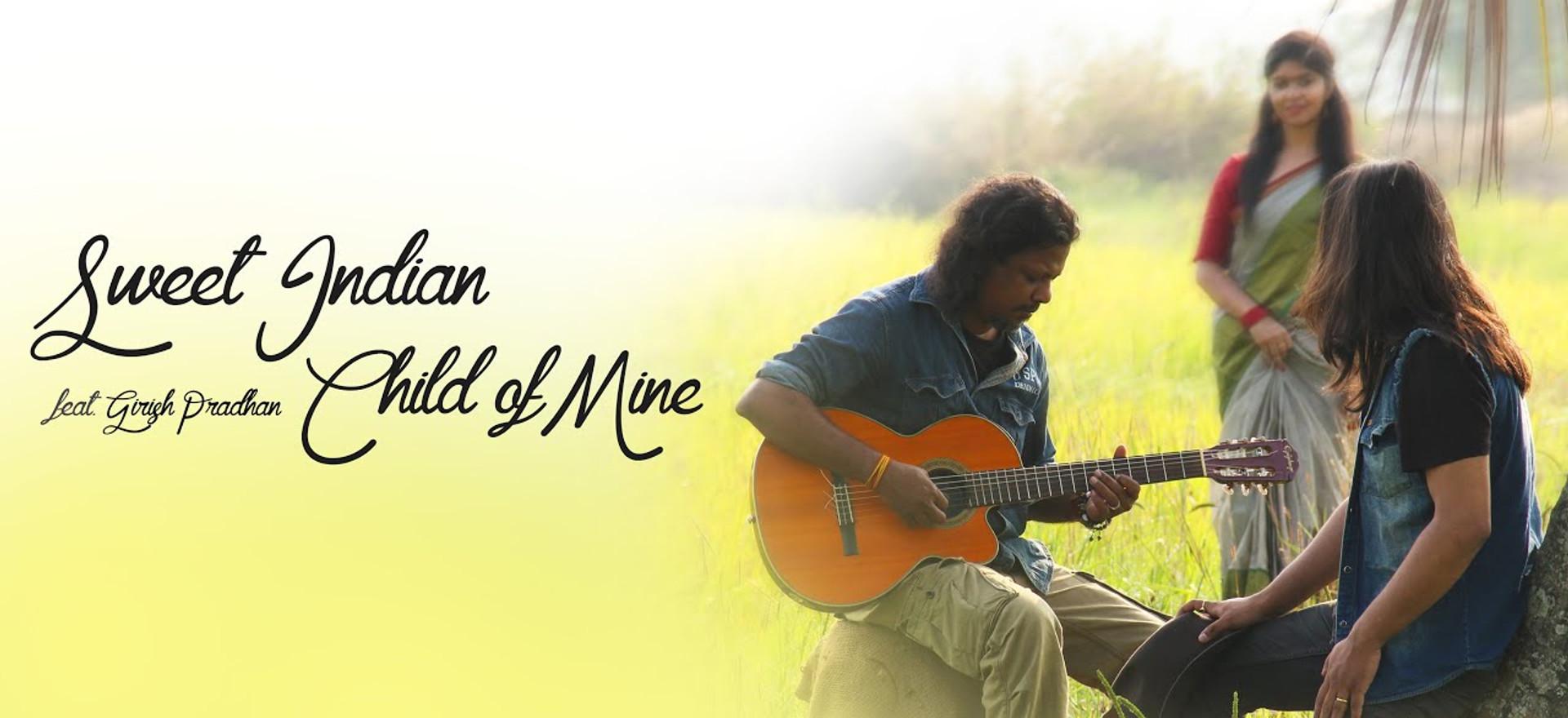 Sweet Indian Child of Mine | Baiju Dharmajan | Girish Pradhan