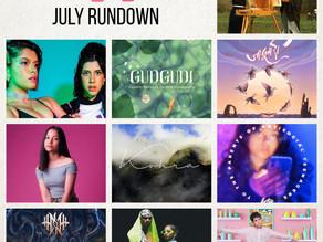 July Rundown