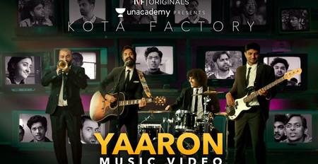 Yaaron | Music video | feat. Ankur & The Ghalat Family | Kota Factory