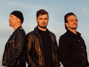 Martin Garrix recruits U2's Bono and The Edge for unity anthem 'We Are The People'