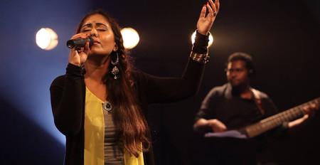 Endaro Mahanubhavulu - Anju Brahmasmi - Live - Music Mojo