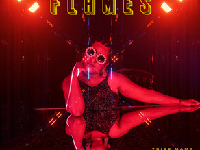 Anna Katharina drops spunky new single 'Flames'