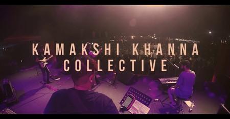 Kamakshi Khanna Collective-Don't Hide (Live at NH7 Weekender, PUNE)