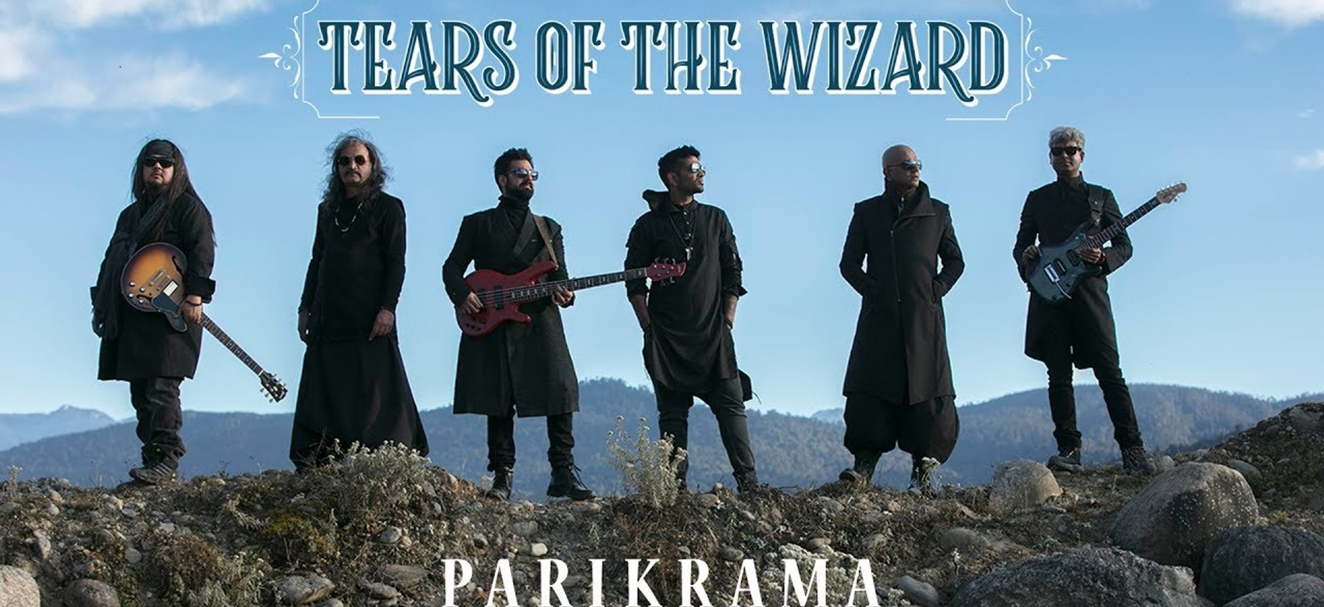Tears Of The Wizard (Official Video) | PARIKRAMA
