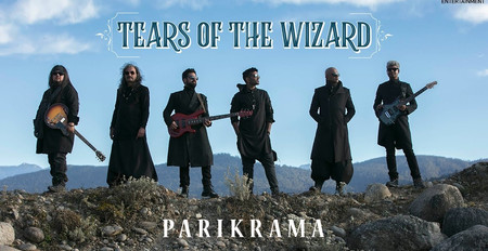 Tears Of The Wizard (Official Video)   PARIKRAMA