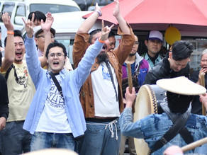 Pandemic ruins festival in beautiful Okinawa