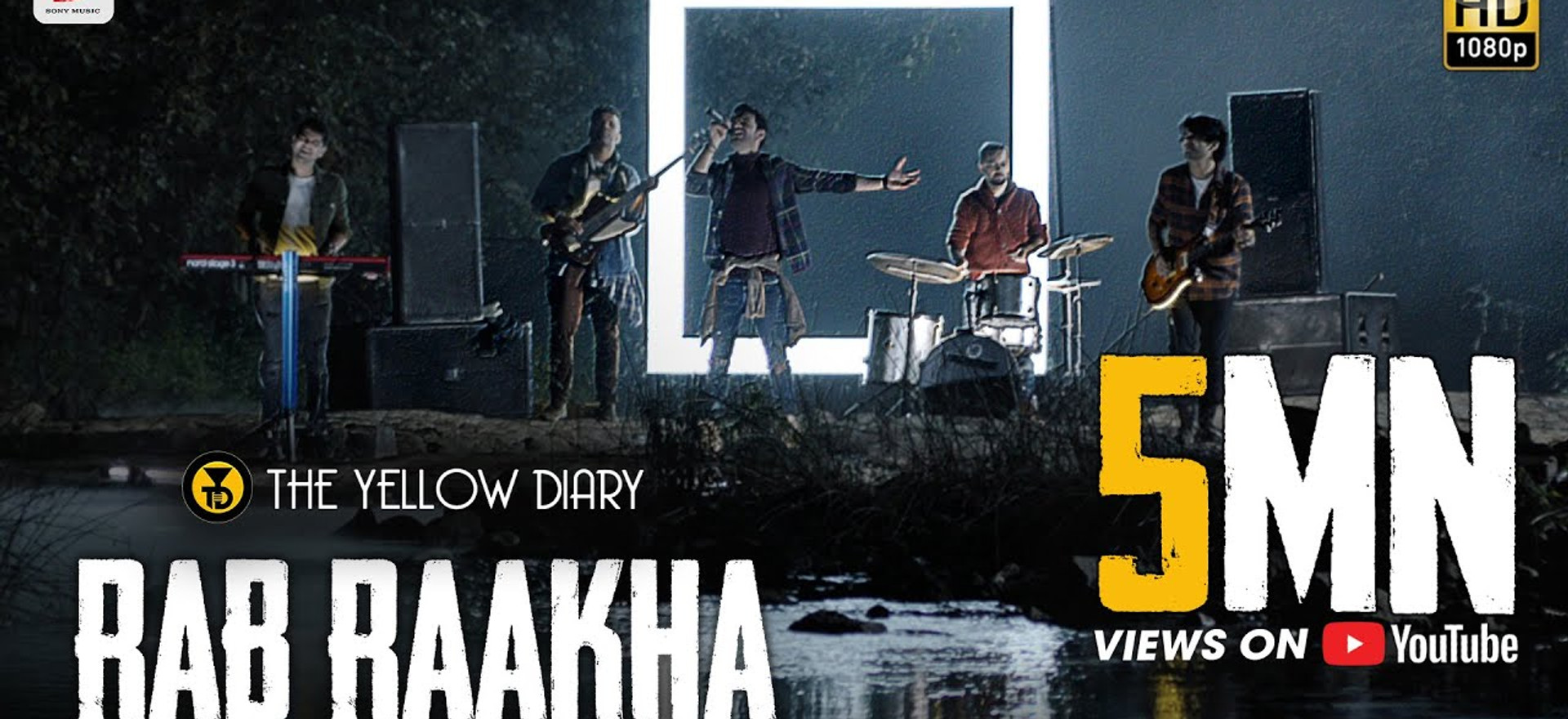 Rab Raakha - Official Music Video   The Yellow Diary