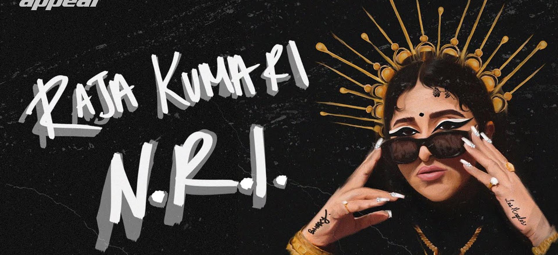 Raja Kumari - N.R.I.   Official Music Video   Mass Appeal India