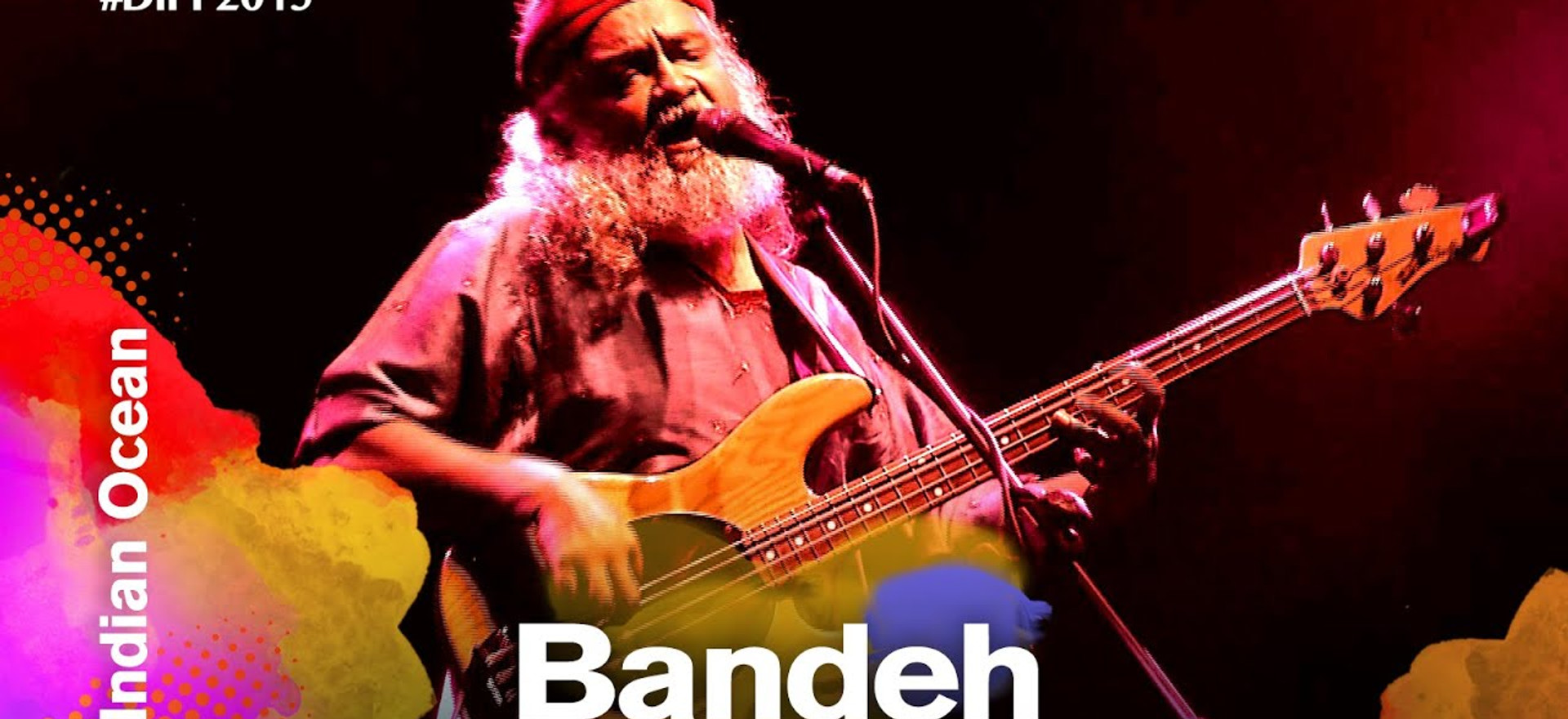 Bandeh | Indian Ocean | Dhaka International FolkFest 2015