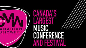 CMW 2021: Canadian Music Week to be held virtual from May 18-21