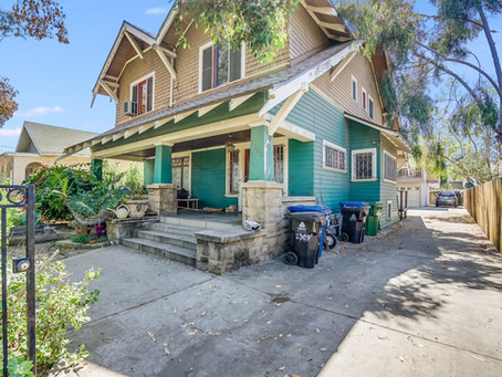 FOR SALE-Duplex 2301-2303 Catalina St $1,4999,999