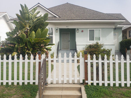 Single Family Home For Lease-927 4th St - Santa Monica -$6000