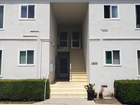 For Lease:1 bedroom and 1 bathroom, 1800 Kelton #2, LA-$2,000