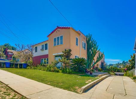 IN ESCROW  839 N Occidental 4 plex $1,599,000 all 2 bedroom units Silver Lake