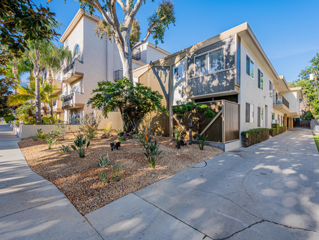 7-unit Residential Income Property-1920 Manning Avenue, Los Angeles, CA 90025