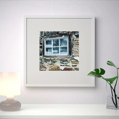 12x12 Colour Unframed Reproductions
