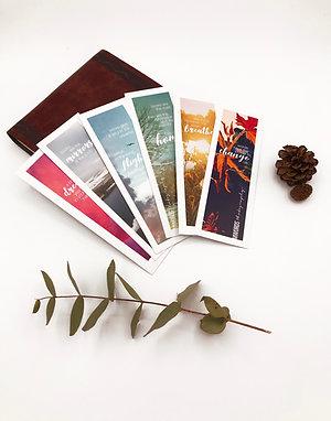 Complete Bookmark Set