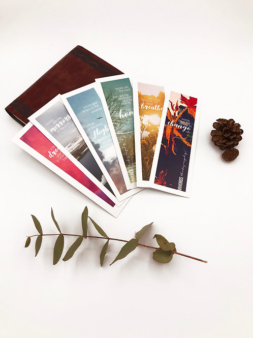 Complete Bookmark Set