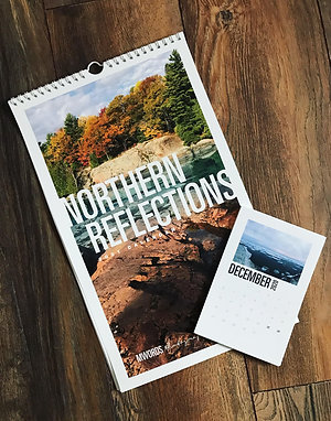 2021 Northern Reflections Wall Calendar