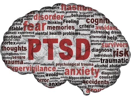 PTSD is a Normal Reaction to Extreme Trauma ~ Just as Bleeding is a Normal Reaction to Being Stabbed