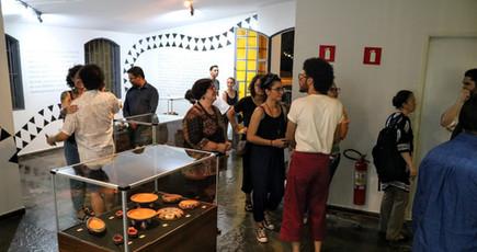 """Abertura da exposição """"Kamalu Hai e o Canto da Cobra-canoa"""" (24-09-19)"""