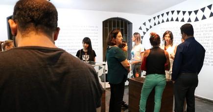"""Abertura da exposição """"Kamalu Hai e o Canto da Cobra-canoa"""" (24/09/19)"""