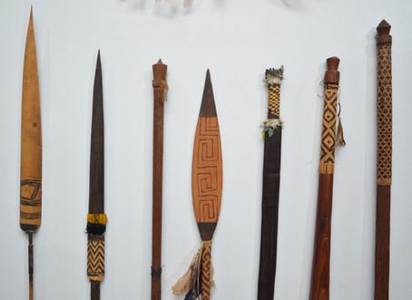 Conjunto diversificado de armas