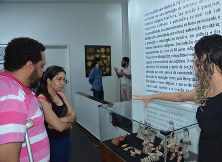 Abertura da XVIII Mostra Etnográfica: Museu do Índio 30 Anos (nov/2017)