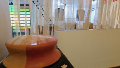 Peça de cerâmica Wauja
