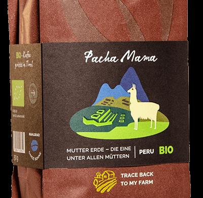 Pacha Mama BIO Kaffee aus Peru
