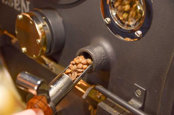 Kaffee handgeröstet in Tirol