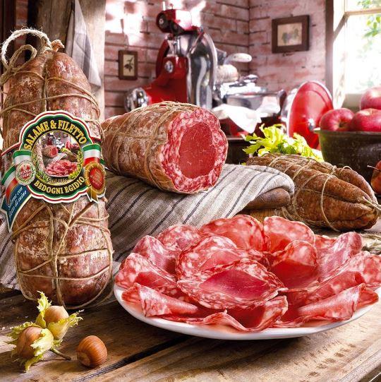 Salami con Filetto